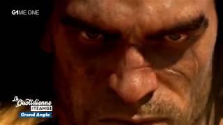 Grand Angle - Conan le barbare