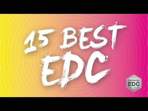 My 15 best EDC reviews – Epic EDC collection