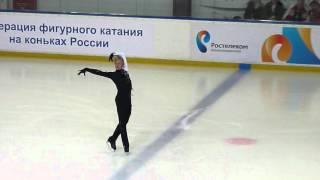 Евгений Плющенко, ПП, Открытые прокаты 2012