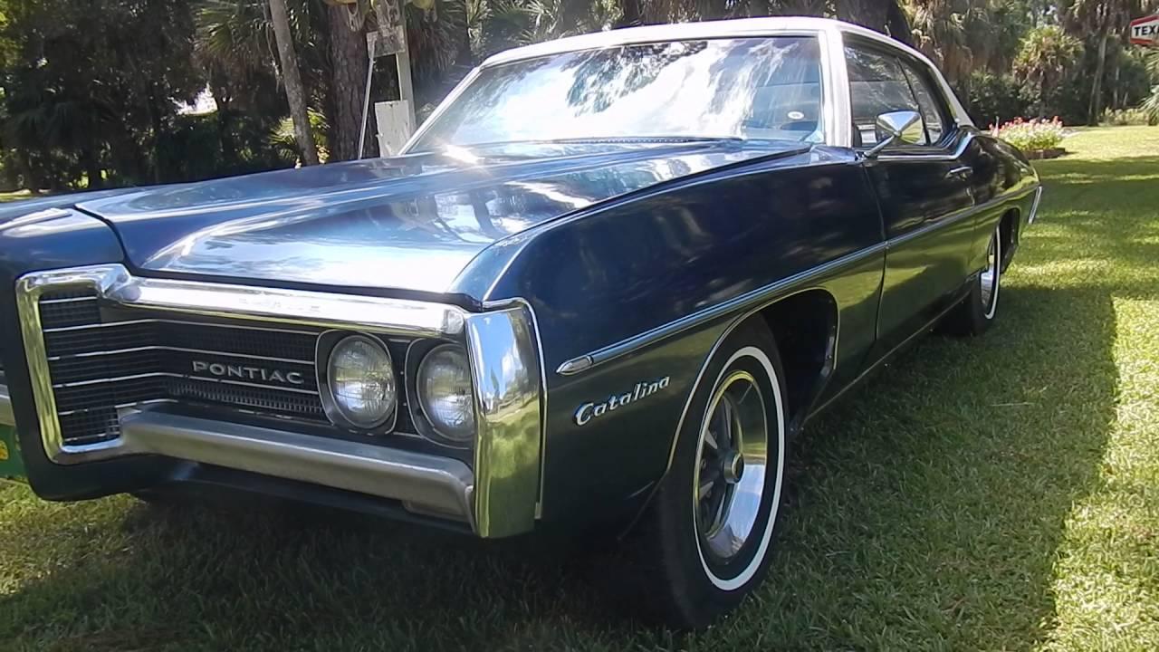 1969 pontiac catalina 400 ci v8 for sale