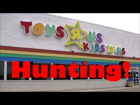Toys R Us Hunting: Sonic BOOM, World Of Nintendo & More!