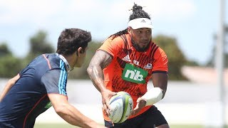 Ma'a Nonu's unfinished business in Super Rugby