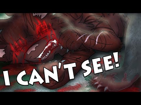 BLINDED! - Brokenstar: Day 5 - Warrior Cats Speedpaint/Theory