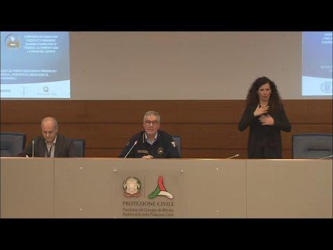 Coronavirus, Borrelli: 'Continute a donare il sangue: avviene in sicurezza e salva tante vite'