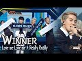 WINNER - LOVE ME LOVE ME + REALLY REALLY @2017 MBC Music Festival