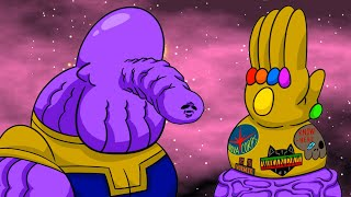 Thanos and the Infinity Groans