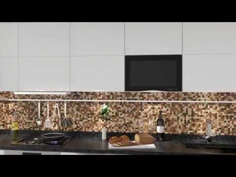 Телевизор встраиваемый для кухни SK-215A11