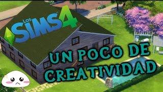 SIMS 4 UN POCO DE CREATIVIDAD!!! ^^