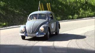 Arlberg Classic Car Rally 2012