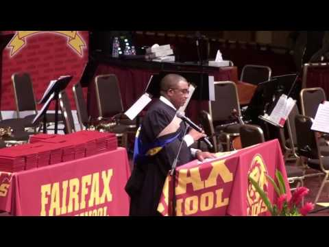 FAIRFAX HIGH SCHOOL (Max's High School Graduation 2017)