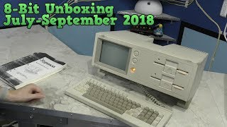8-Bit Unboxing July-September 2018