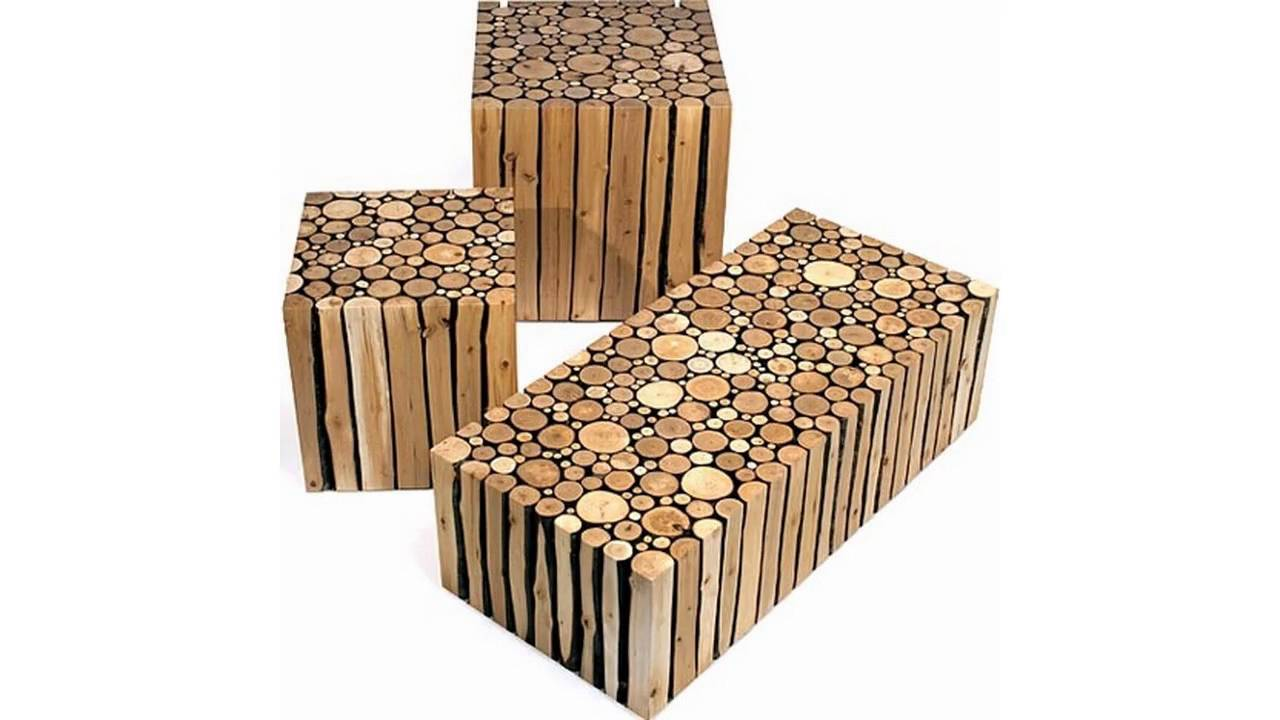 Modern wood furniture design ideas youtube for I contemporary furniture