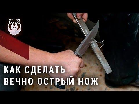 Вечно острый нож! Как сделать?