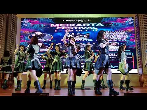 JKT48 - Part 2 @. Meikarta Music Festival