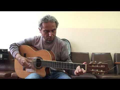 Виктор Цой -ЛЕГЕНДА- guitar cover Garri Pat