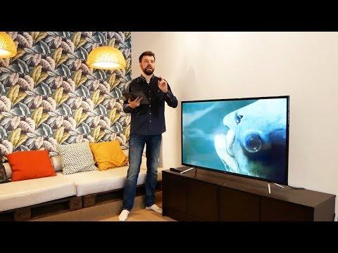 видео: Обзор телевизора 55 дюймов за 31 000 руб.