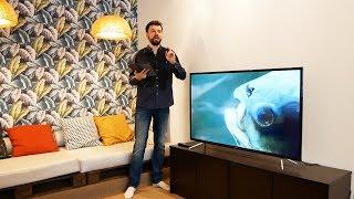 Обзор телевизора 55 дюймов за 31 000 руб.