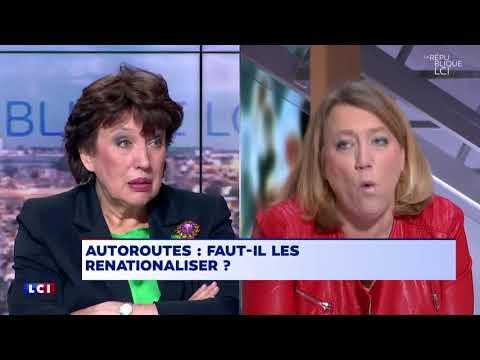 Danielle Simonnet : renationaliser les autoroutes comme le proposait notre programme