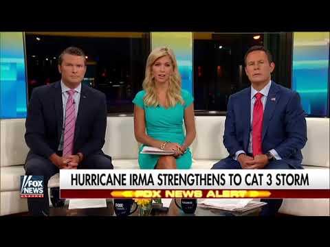 Hurricane Irma (2017 & Actual Footage & MORE!)