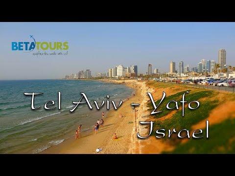 Tel Aviv -Yafo, Israel 4K travel guide bluemaxbg.com