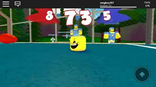 DOGE BALL wilde roblox Gameplay