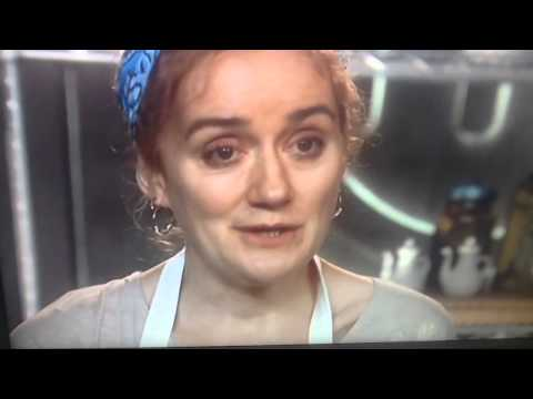 Sophie Thompson Celebrity MasterChef 2014