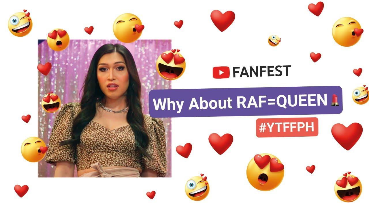 Why We Adore About RAF 💅🏼 #YTFFPH #YTFFOnShorts