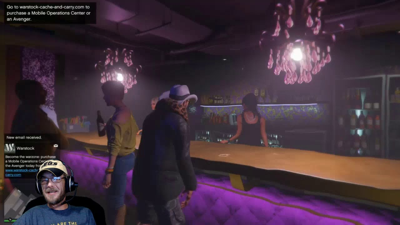 GTA 5 getting a RARE  t-shirt with ONE DRINK !! ski took  3 days and over 300 shot