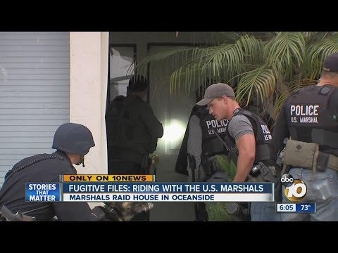 Fugitive Files: Riding with the U.S. Marshals