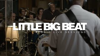 FRED WESLEY - PASS THE PEAS / GIMME SOME MO' - STUDIO LIVE SESSION - LITTLE BIG BEAT STUDIOS
