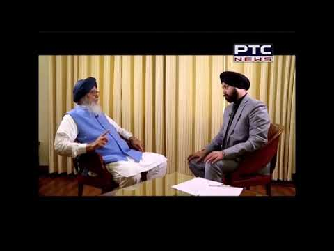 Exclusive interview of former Chief Minister Parkash Singh Badal