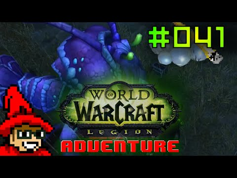 World of Warcraft: Legion Adventure || E041 || Mak'rana and the Fate of the Queen's Reprisal