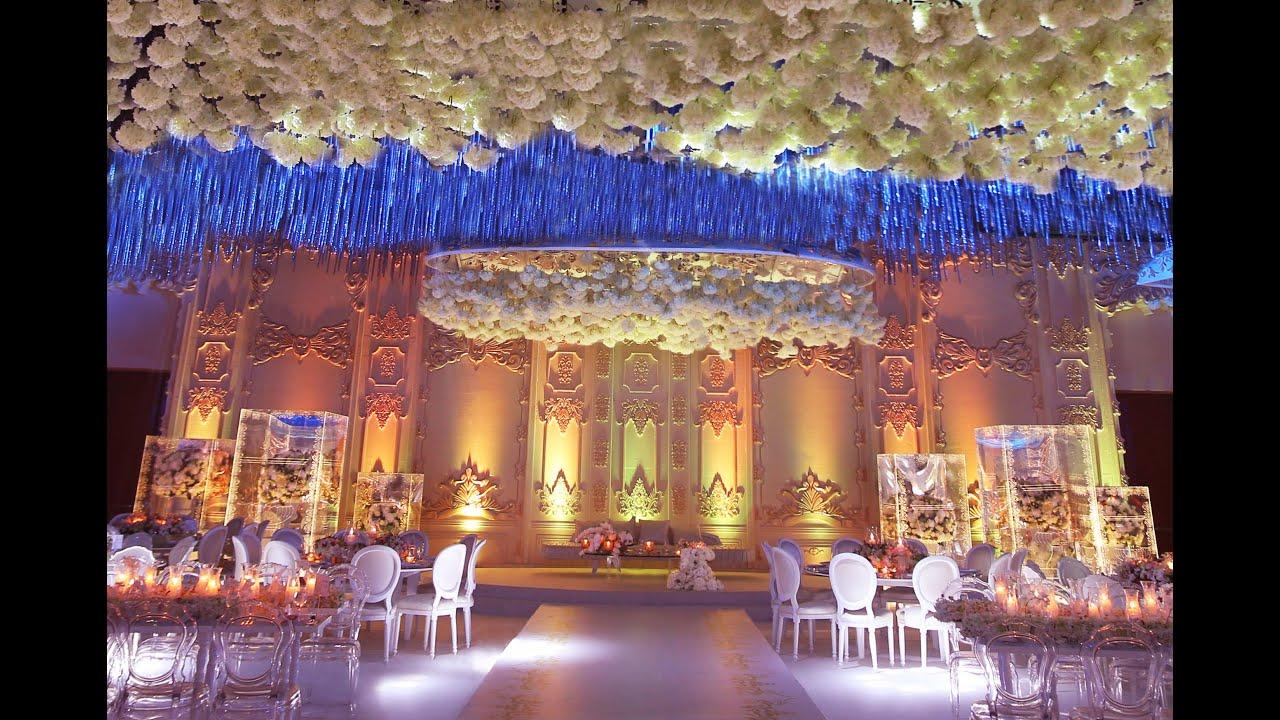 A Wedding Design By Paul Nasr Youtube