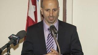 Akbar Atri - Conferencia: Retos de la Resistencia Cívica frente a los nuevos Estados fascistas