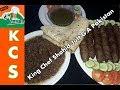 Karachi Bunsroad K Mashoor Waheed K Fry Kabab ( King Chef Shahid Jutt g.A Pakistan)