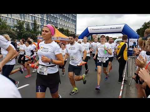 Business Run Poznań 2017