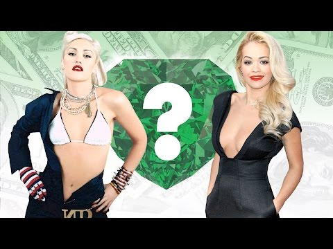 WHO'S RICHER? - Gwen Stefani or Rita...