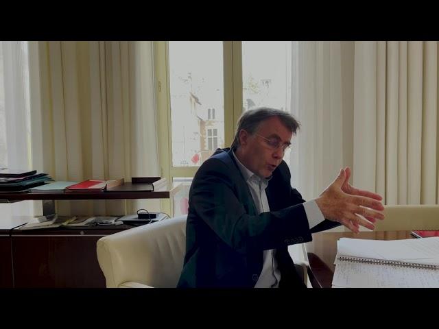 Orléans - Lettre à Bruno le Maire sur la situation des traiteurs