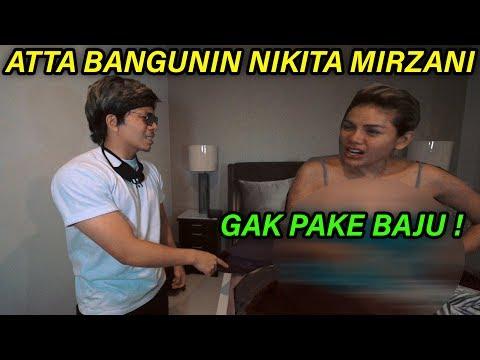 ATTA Bangunin Nikita Mirzani Ga Pake Baju