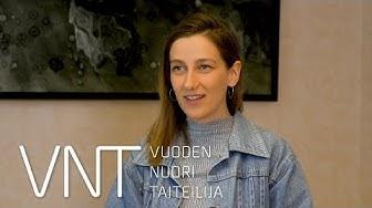 Nastja Säde Rönkkö – Vuoden nuori taiteilija 2019