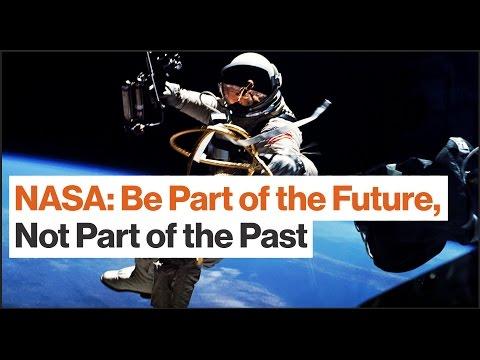 Bill Nye on NASA, Space Exploration, and Mars