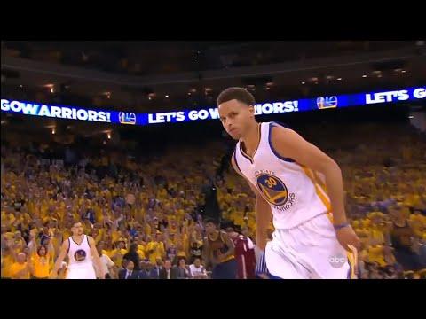 Stephen Curry 2015 NBA Finals Highlights