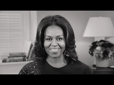 Global Citizen Festival: First Lady Michelle Obama Announces #62MillionGirls Yearbook