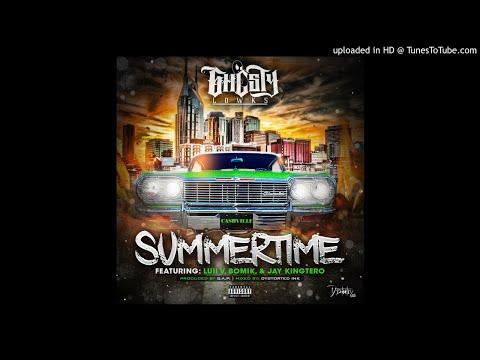 "Ghosty Lowks - ""SummerTime"" ft. LuII V, Bomik One, & Jay Kingtero"