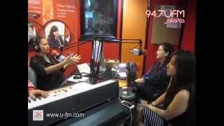 94.7 UFM Jakarta - Moza Pramita in INDIE MOMS With Eva & cindy (cindy-kitchen.com)