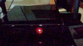 Xbox 360 S slim red dot fail