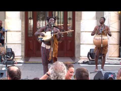 KING AYISOBA (Ghana) - La Mar de Músicas 2016