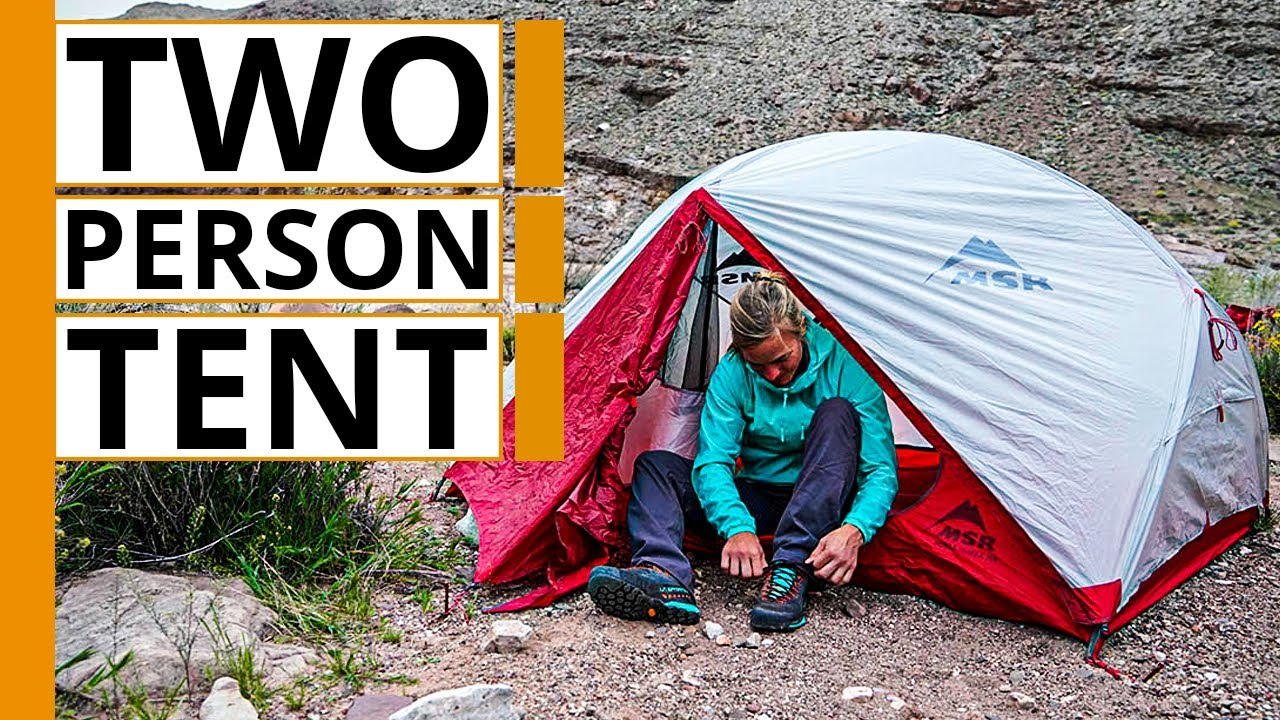 Download 5 Best 2 Person Tent for Backpacking