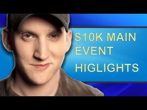 HIGHLIGHTS  Jason Somerville - SCOOP $10K Main Event! - May 21, 2017