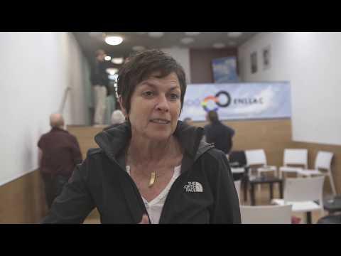 Maria Giralt explica com es van organitzar les primeres lesbianes dins el FAGC